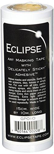 Judikins 15.2-Centimeter by 10-Meter Eclipse Art Masking Tape Roll