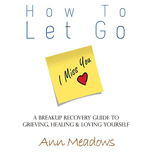 How to Let Go audiobook cover art