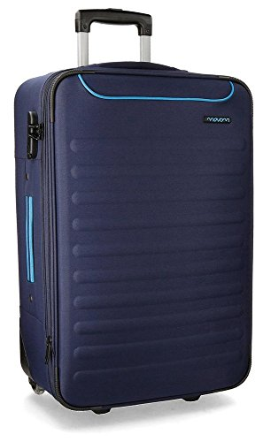 Movom Nairobi Maleta, 65 cm, 57 litros, Azul
