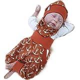 Atelier MiaMia - Pumphose oder als Set Baby Kind von 50, 56, 62, 68, 74, 80, 86, 92 Designer Babyhose Limitiert !! Mitwachshose Anker orange (62 als Set)