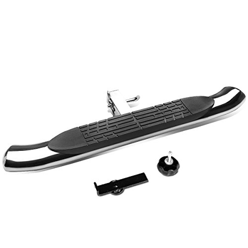 "DNA MOTORING HITST-2-4O-111-SS-T1 Class III 4"" Oval Hitch Step"