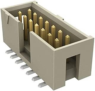 Conn Header Smd 14pos 2.54mm, (Pack of 20) (HTST-107-01-L-DV)