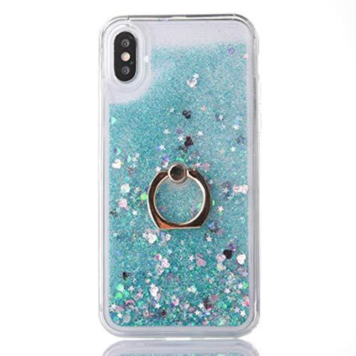 WEIXINMWP Adecuado para iPhone12PROMAX Case del TELÉFONO MÓVIL MPINO 12 Diamante Amor DE DIAMIENTO Glitter Soporte Stand Stand SHELLSAND,6,iPhone 12