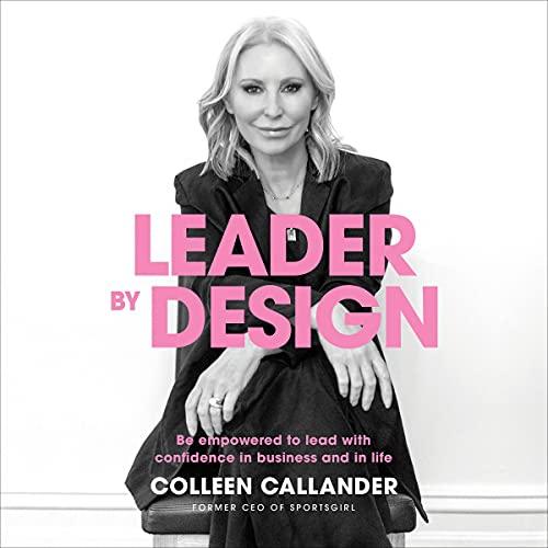 Leader by Design cover art
