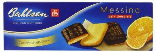 Bahlsen El Chocolate De Naranja Messino Galletas 125g (Paquete de 6)