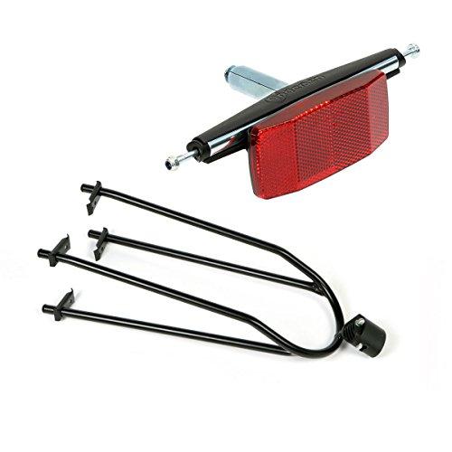 Andersen Einkaufstrolley Erweiterungsset für Fahrräder | BigEasy Anhängerkupplung | für Trolley Modelle Scala, Royal & Komfort