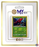 Tokotoro (Tapu Bulu) 16/163 Holo - Myboost X Epée et Bouclier 5 Style de Combat - Box de 10 Cartas Pokémon Francés