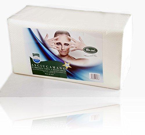 Asciugamano in carta a secco 40x70 360 pz
