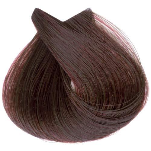 Tahe Organic Care Dauerhafter Farbstoff Haar-Farbe, Nein.6.67 Dark Red Violet Blonde, 100 ml