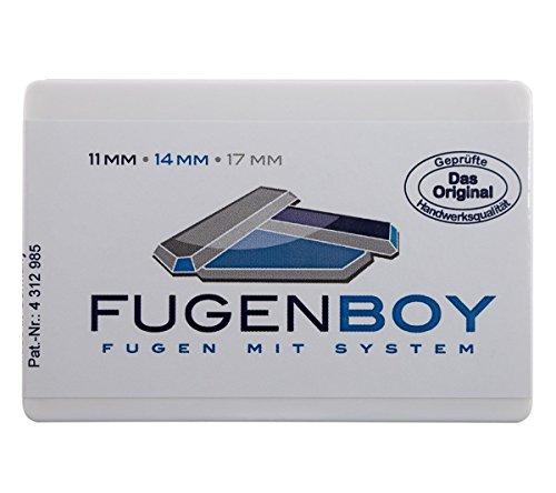 3er-Set Fugenboy (11 mm - 14 mm - 17mm) - das Original