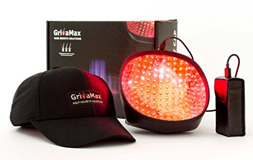 Laser Cap GrivaMax Pro 272 Laser Diode 650nm Hair Regrowth Treatment Alopecia Promotion of Thin Hair Laser Helmet
