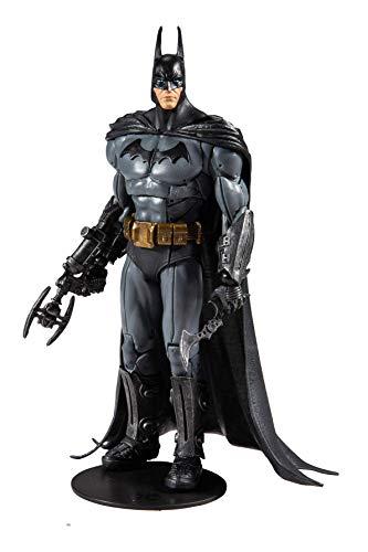 McFarlane Toys 15346-0 Arkham Asylum Batman, DC Gaming, 18 cm Actionfigur