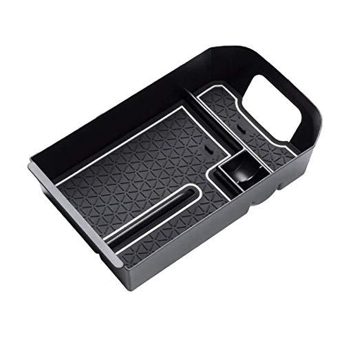 Consola central del coche apoyabrazos caja de almacenamiento organizador bandeja para Toyota RAV4 2019 2020 Auto Accesorios