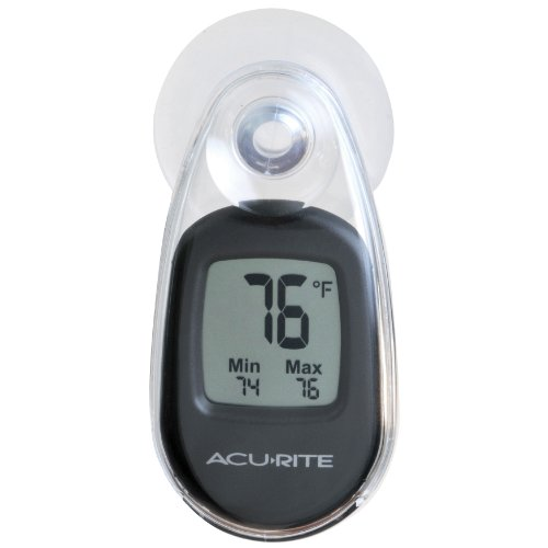 small outdoor thermometer - 2