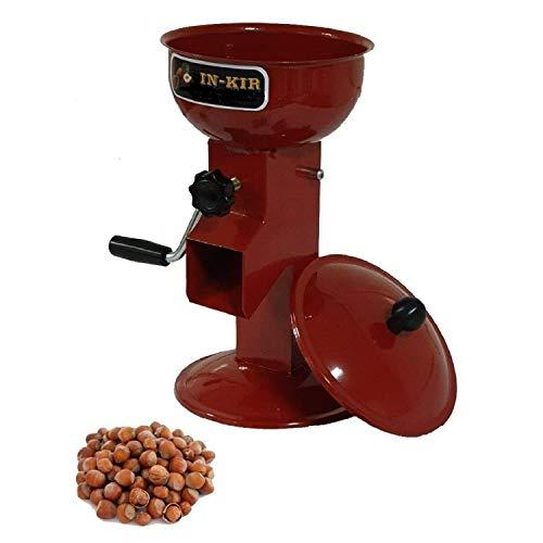 Uzman ; Este cascanueces práctico y resistente te permitirá partir cualquier fruto seco: nueces, almendras, avellanas, e incluso piñones sin pillarte los