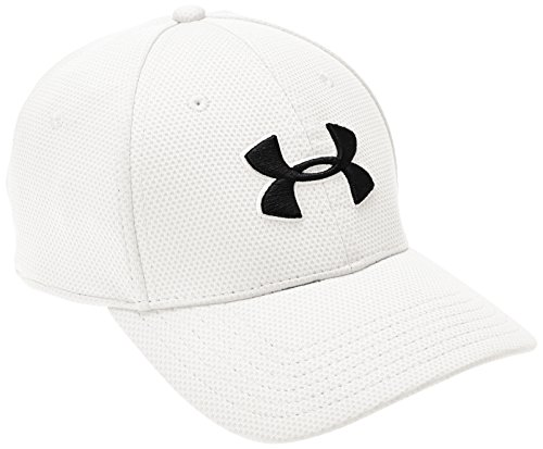 Under Armour Blitzing II Casquette Homme Blanc FR : L-XL (Taille Fabricant : L/XL)