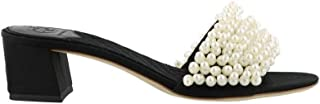 Luxury Fashion Womens 46044001 Black Sandals   Spring Summer 19