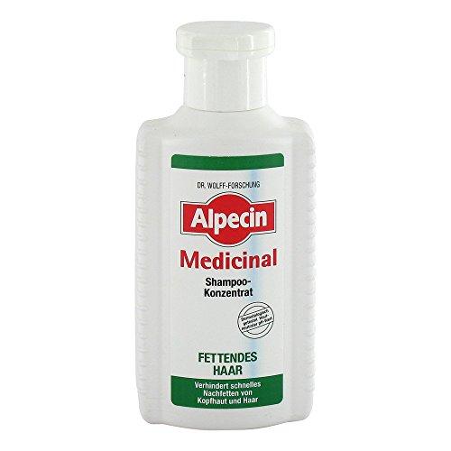 Alpecin Medicinal Shampoo Konzentrat für fettiges Haar, 200 ml