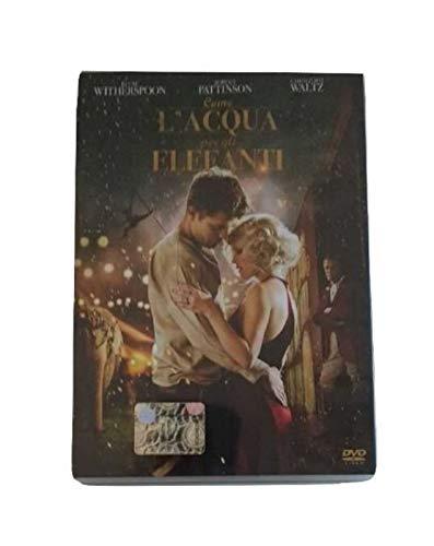 DVD como el Agua para los Elefantes