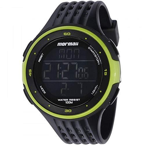 Relógio Mormaii, Pulseira Polimero, Unissex, Verde