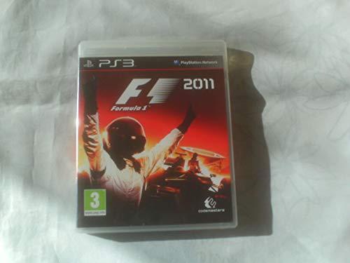 NAMCO BANDAI F1 2011 [PS3] Juegos de Carreras 5024866345698