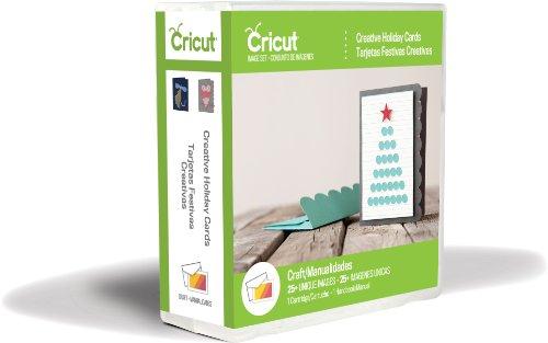 Cricut Creative Holiday Cards Cartridge