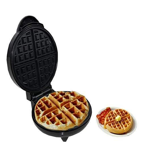 Bbhhyy Maison Multi-Fonction Gaufrier Machine Gâteau Machine Électrique Petit Déjeuner De Cuisson Pan Antiadhésive
