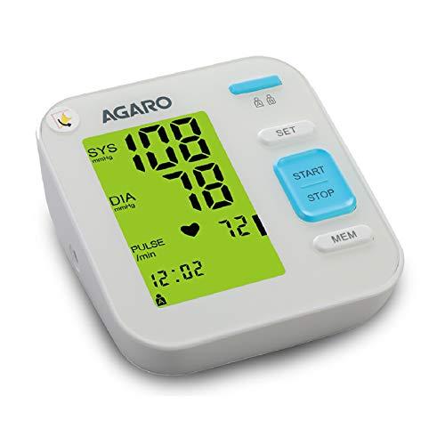 AGARO Automatic Digital Blood Pressure Monitor, BP-701, 240...