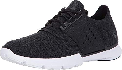 Under Armour Herren UA Speedform Slingwrap Laufschuhe, Black Anthracite Black, 43 EU