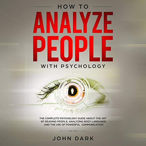 『How to Analyze People with Psychology』のカバーアート
