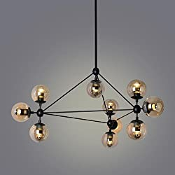 10 globe simple modern pendant light cheap and stylish lighting