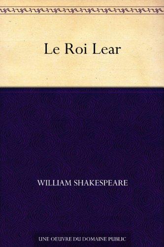 Couverture du livre Le Roi Lear