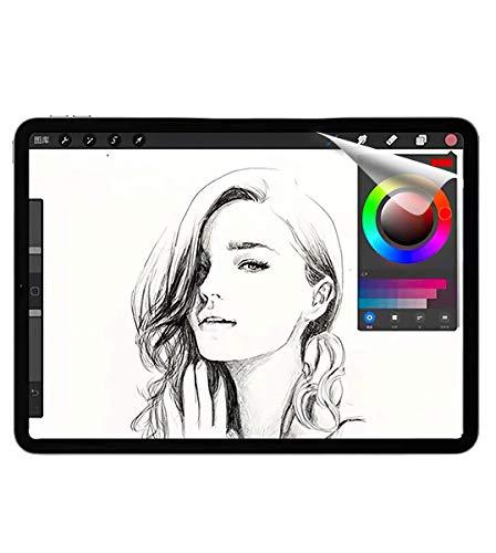 JPフィルター専門製造所 iPad Air 4 (2020) / iPad Pro 11 (2020 / 2018)インチ用のペーパーライク フィルム iPad 10.9インチ用のフィルム 紙のような描き心地 反射低減 非光沢 アンチグレア ペン先磨耗防止 保護フィルム