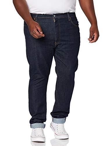 Levi's Big and Tall 512 Slim Taper B&T Jeans, Rock cod, 4834L Uomo