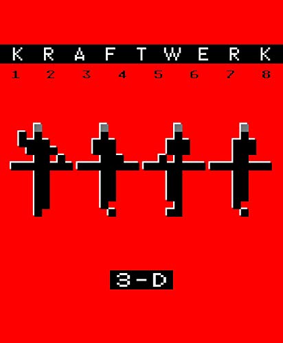 Kraftwerk - 3D 12345678 [Italia] [Blu-ray]