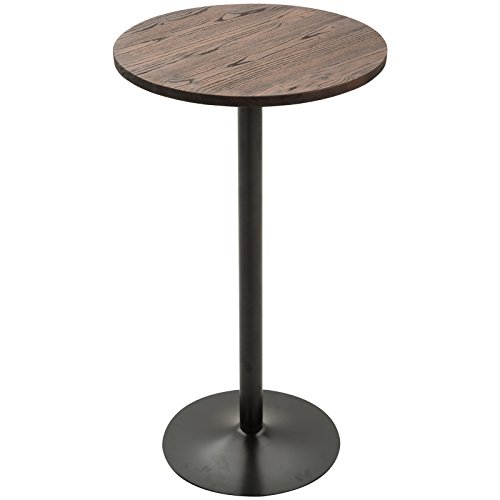 wood bar table - 9