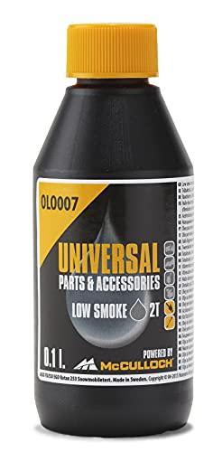 Universal GM577616407 Aceite 2 tiempos, para protección contra el desgaste, alto efecto lubricante, limpieza óptima del motor, Standard, 0,1L