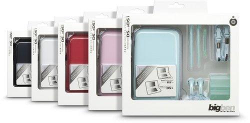 Nintendo DS Lite/DSi - Zubehör-Pack 3