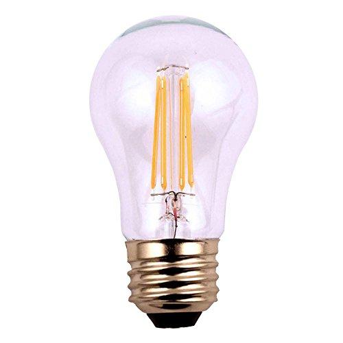 HC Lighting 25W 120-130V Lava Lamp Light Bulb E17 Intermediate Base Clear 5//PK
