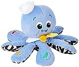 Baby Einstein Octoplush Musical Octopus Stuffed Animal Plush Toy, Age 3 Month+, Blue, 11