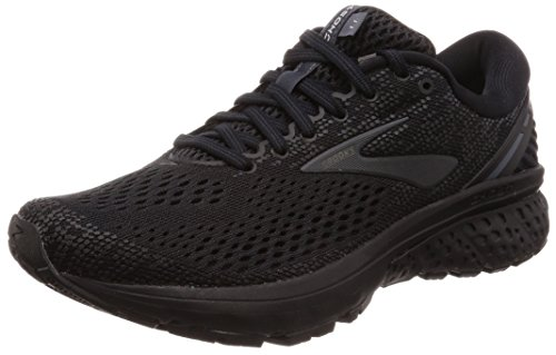 Brooks Men's Ghost 11 Black/Ebony 9.5 EE US