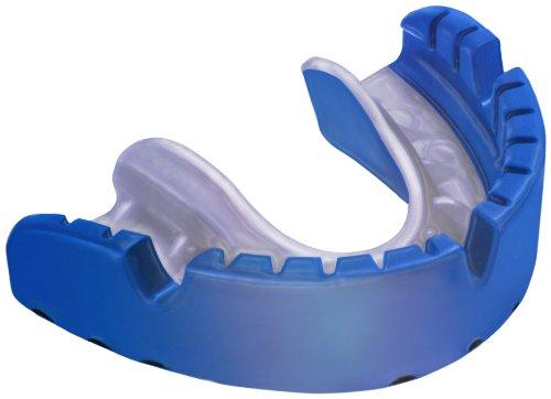 OPROshield Mundschutz Gold Ortho Blau Blue/Pearl Size 7