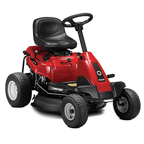Troy-Bilt Neighborhood Rider Riding Lawn Mower - 382cc Engine, 30in. Deck, Model# 13B726JD066
