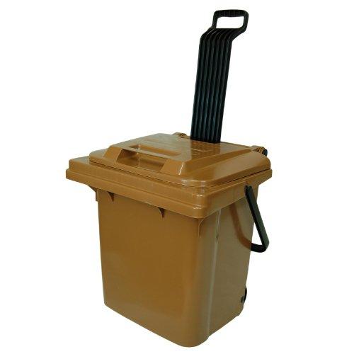 Sulo Rollbox 45 Liter, Braun