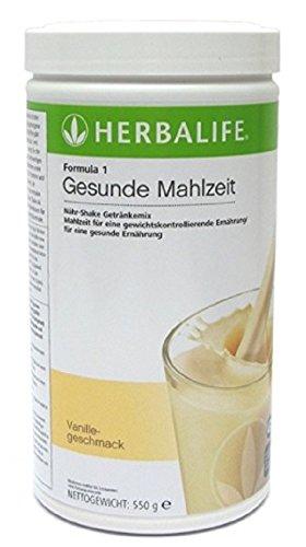 Herbalife Austria Formula 1 Shake Vanille 550g