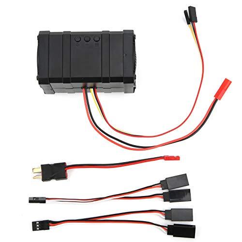 Motor Sound Simulator 2CH 10 Soundeffekt Teile Zubehör Passend für RC Car Modell