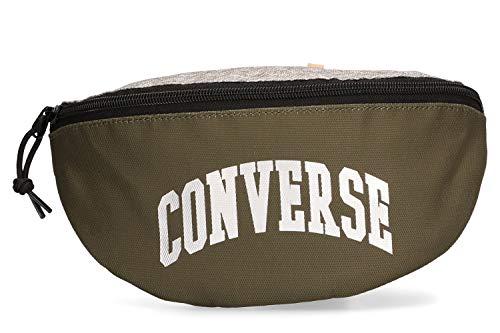 Converse Riñonera Verde Melange Pack Funnypack Mixte, Vert, 20