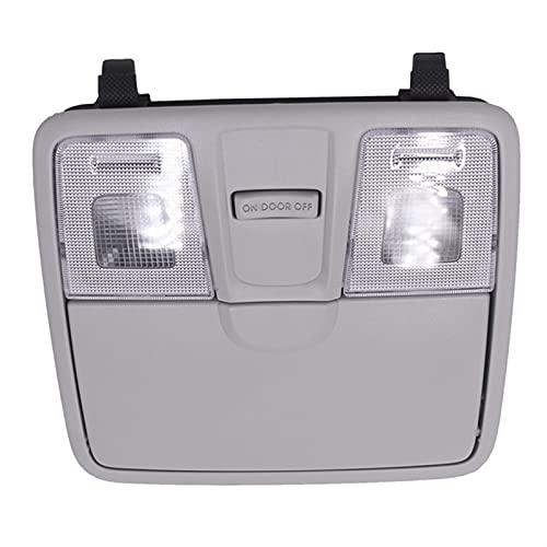 KCSAC Luces de lectura de las luces de la consola de la consola de la consola de los coches con la caja de las luces del mapa para HYUNDAI ELANTRA GT Para I30 para IX25 2012-2016