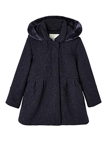 Vertbaudet - Abrigo de lana para niña
