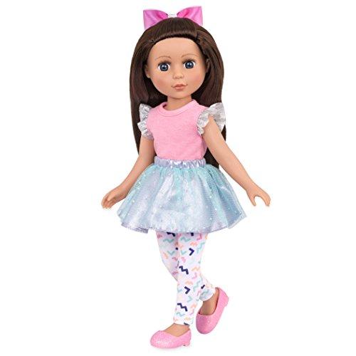 "Glitter Girls GG51053Z Dolls by Battat - Candice 14"" Poseable Fashion Doll - Dolls for Girls Age 3 & Up"